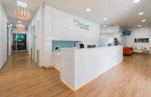 kallangur dental clinic-front office