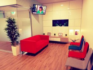 dentist warner- reception area-kallangur dental